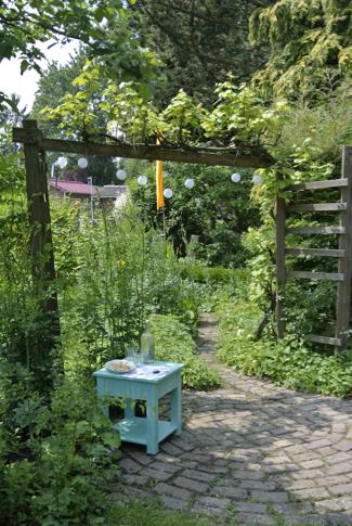 open tuindag Amstelglorie