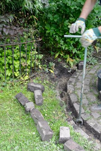 drainage gaten