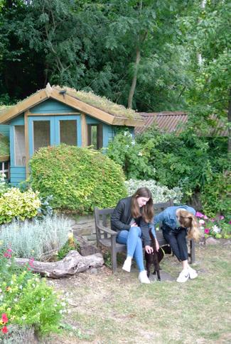 Community garden Bristol