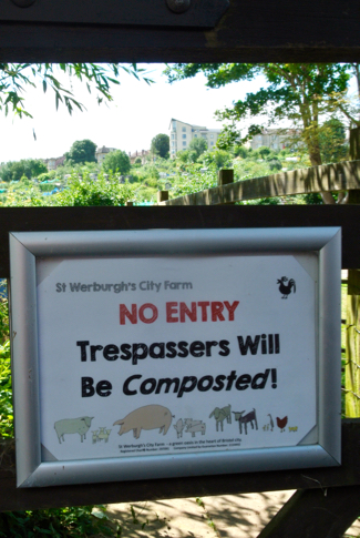 St Werburghs City Farm