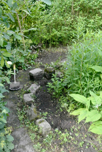 volkstuin-tuinpad